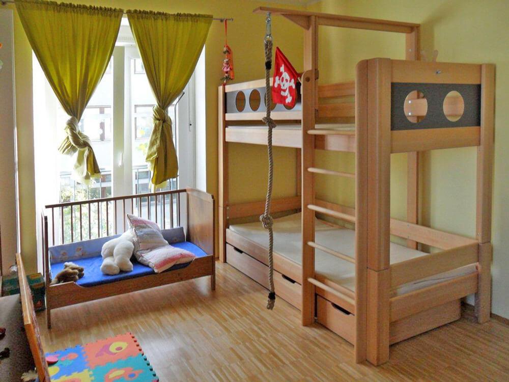 Etagenbetten Kinderzimmer : Kinderzimmer mit etagenbetten wohngebäude wohn haus usa