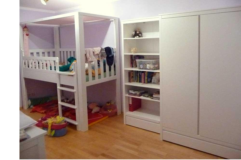Etagenbett Kinder Regal : Galerie: hochbetten kinderzimmer 24.de