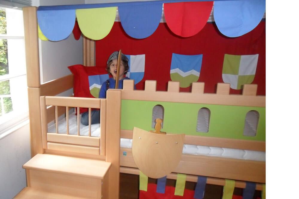 Hochbett Spielbett galerie kinderzimmer kinderzimmer 24 de