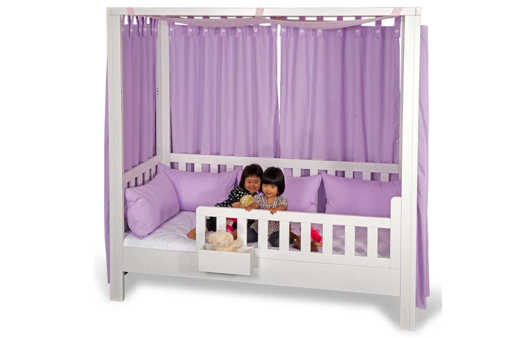 mitwachsendes-Kinderbett-ListoFlex-weiss