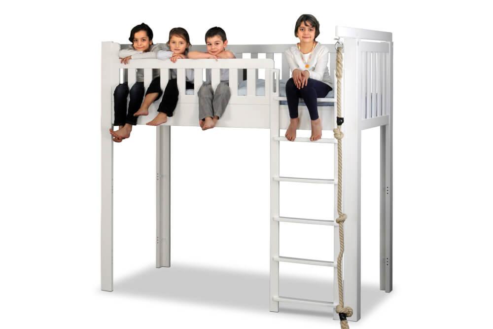 Etagenbett Gitterbett : Kinderbett etagenbett gebraucht felix ikea hubsch ausgezeichnet