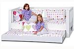 Kinderbett Listo mit Gästebett