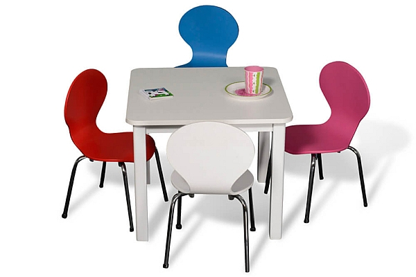 Kindertisch KINTO 60x60
