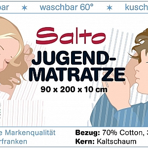 Kinderbett-Matrate SALTO KS
