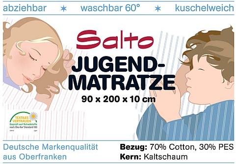 Kinderbett-Matrate SALTO KS