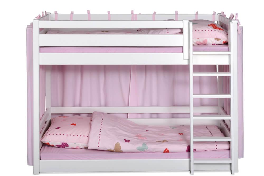 Etagenbett Weiss : Etagenbett picco cm weiß zum setpreis günstig kinderzimmer