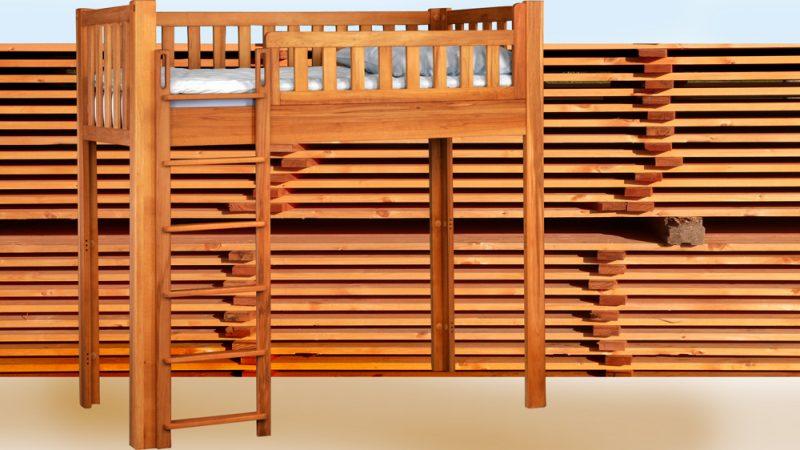 kinderbetten aus holz sind das beste f r kinder von. Black Bedroom Furniture Sets. Home Design Ideas