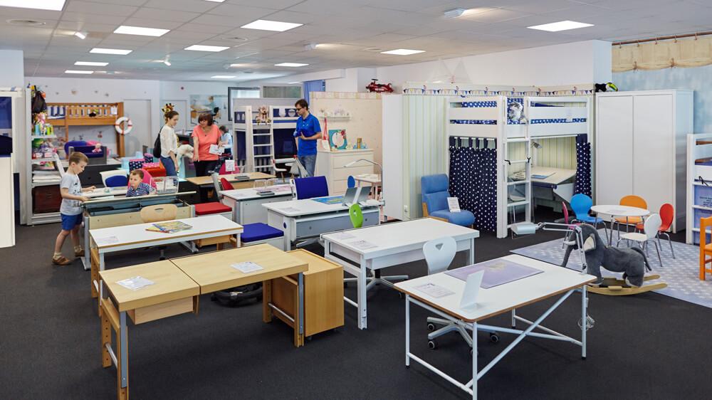 Kindermöbelgeschäft SALTO in München