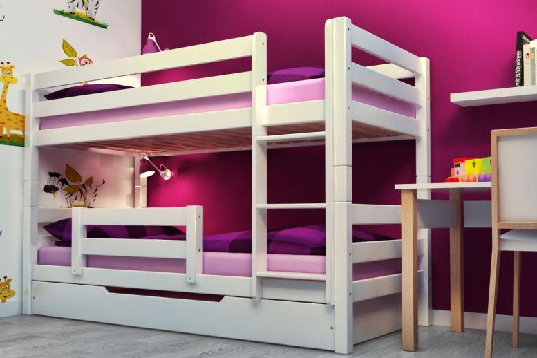 Große Bettschublade Auf Rollen Gästebett Oder Stauraum