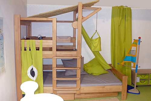 Exklusive hochbetten und etagenbetten stockbetten kinderzimmer - Stockbetten kinderzimmer ...
