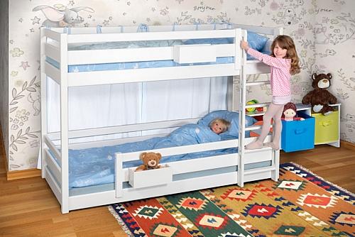 Hochbett Etagenbett Kinderbett PICCO / SALTO Kindermöbel / München