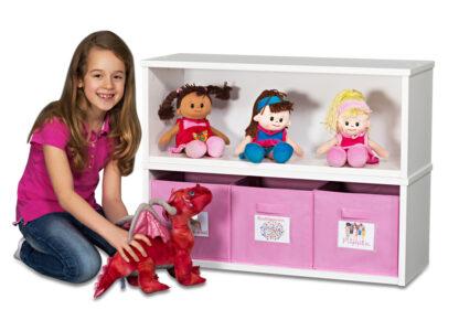Spielzeug-Regal KINTObox / SALTO Kindermöbel München