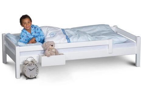 Kinderbett PICCO 180cm: das kleinere Kinderbett, aus Buchenholz.
