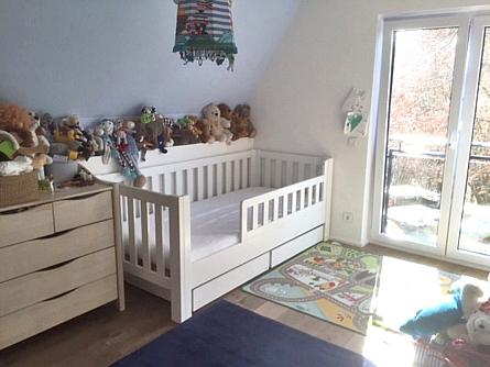 Kinderbett LISTO / SALTO Kindermöbel / München