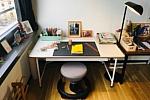 Kinder Schreibtisch KINTO 90cm / SALTO Kindermöbel