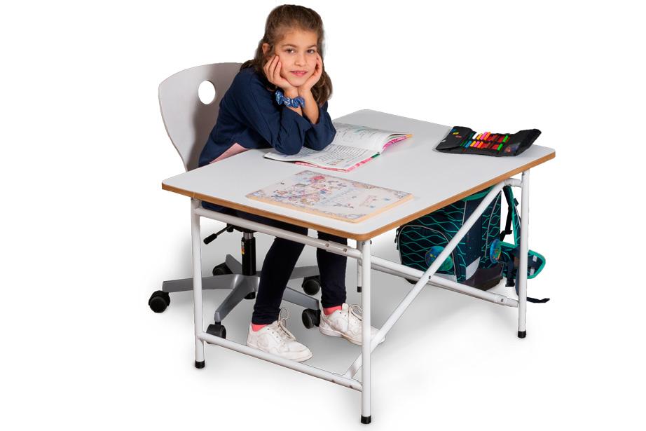 Kinder Schreibtisch KINTO 90cm / SALTO Kindermöbel München