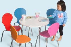 Kinderstühle & Kindertische