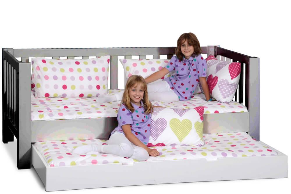 Gästebett Zubehör zu LISTO oder KINTO Kinderbetten