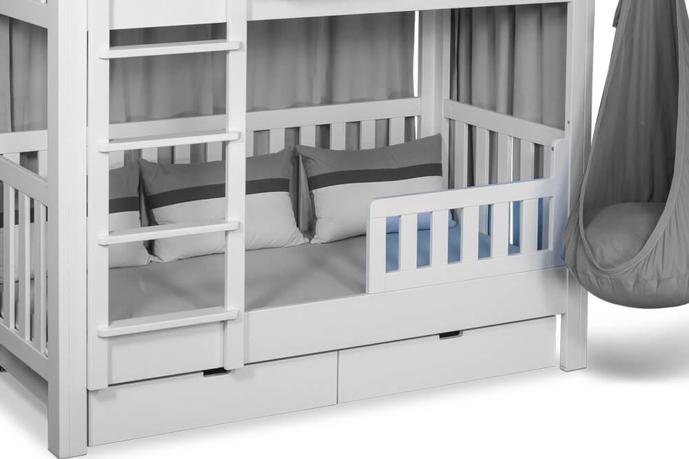 Etagenbett Zubehör : Kleiner fallschutz passend zum etagenbett listo kinderzimmer