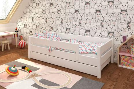Kinderbett KINTO basic mit Gästebett / Salto Kinderbetten München