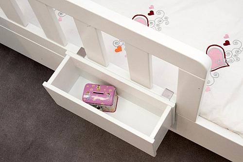 Kinderbett Zubehör Hängebox / SALTO Kindermöbel / München