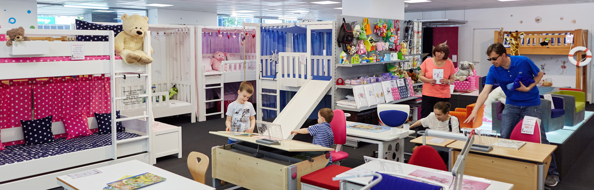 SALTO - das große Kindermöbel Fachgeschäft in München