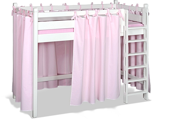 vorhang picco blau oder rosa kinderzimmer. Black Bedroom Furniture Sets. Home Design Ideas