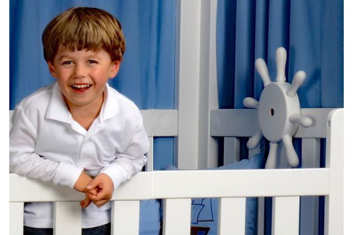 Steuerrad Als Zubehör Für Das Kinderbett Kinderzimmer 24de